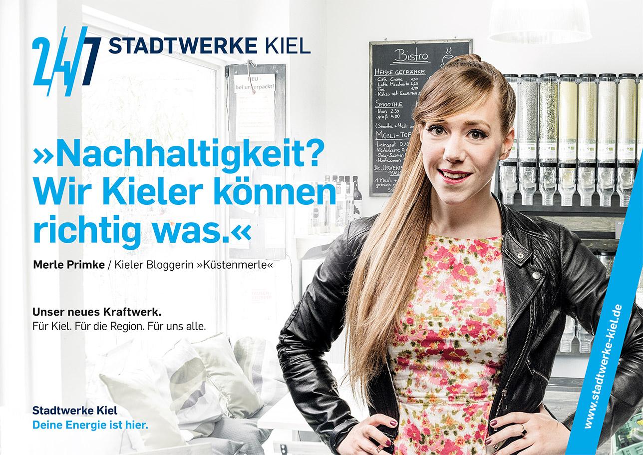 merle Primke, Stadtwerke kiel, Küstenkraftwerk, testimonial