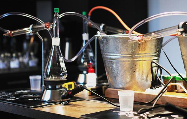 Küche Ahoi, Gin-Workshop, Kiel