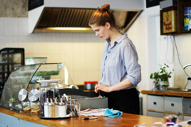 Brunswik, Café, Restaurant, Kiel