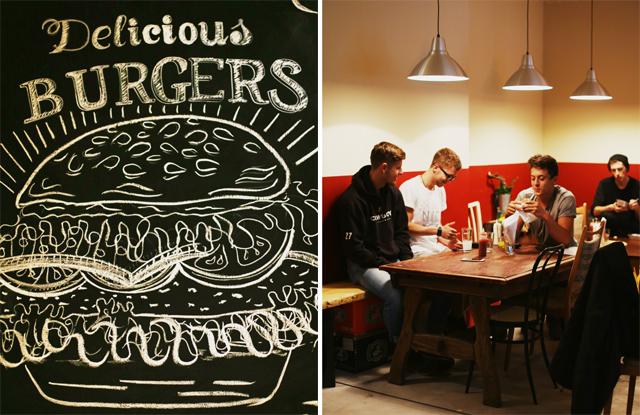 John's Burgers, Burger, Kiel