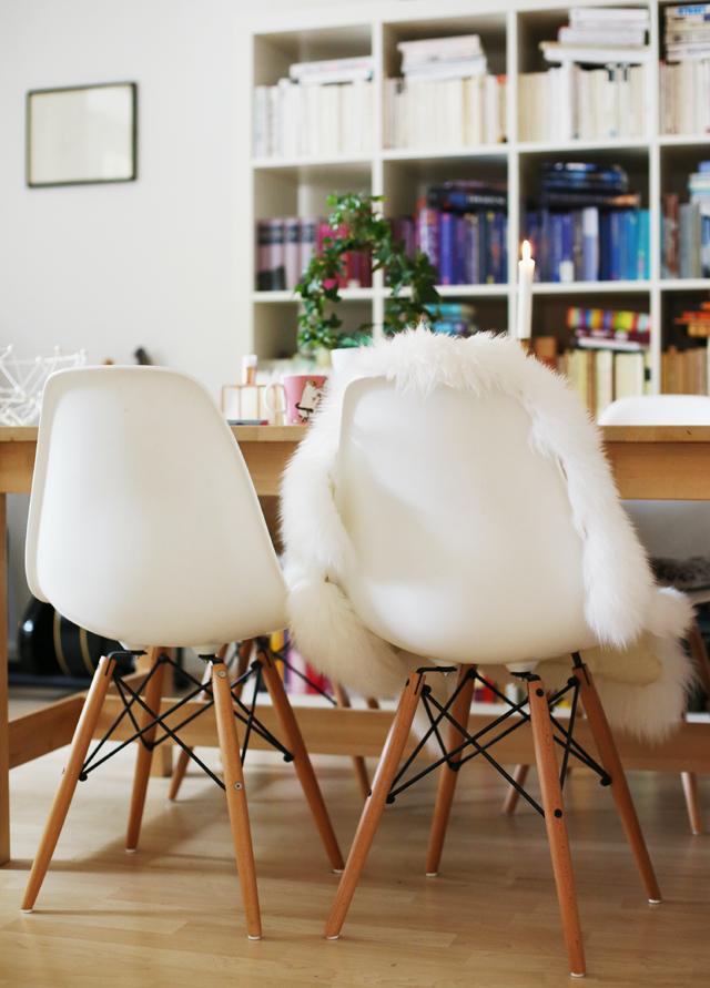 skandinavisches design, wohnreportage, wohnung kiel