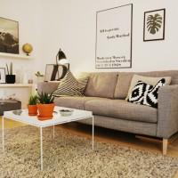 interior, wohnreportage, wohnung, skandinavisches design