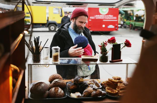 Boulangerie Kiel, Café Kiel, Philline, Blücherplatz