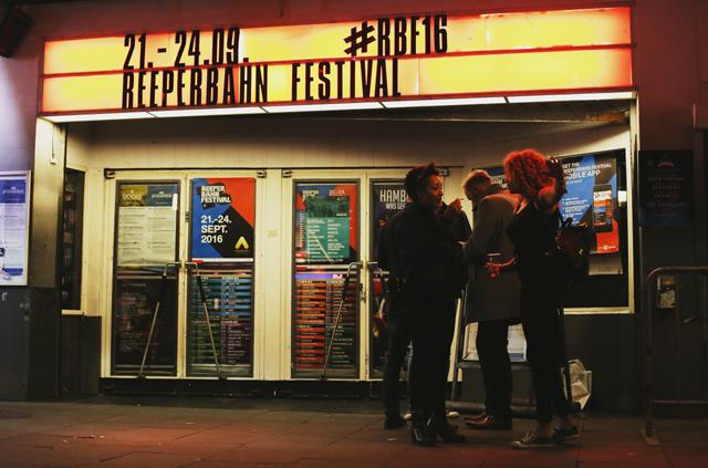 reeperbahn festival, konzert, hamburg