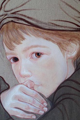 ekaterina ezhkova, kunst, kiel, insider guide, küstenmerle