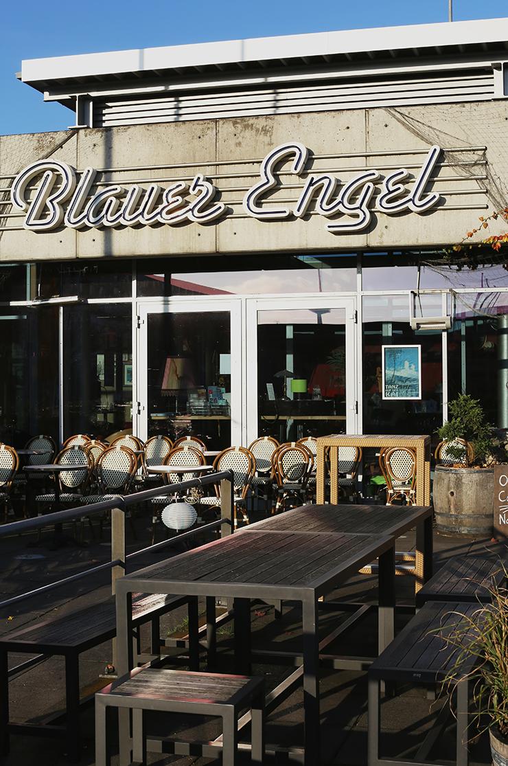 blauer Engel kiel, Café kiel, insider guide Küstenmerle
